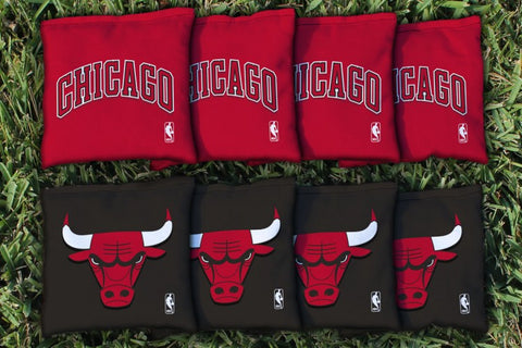 Chicago Bulls Cornhole All Weather Bags Victory Tailgate 28589