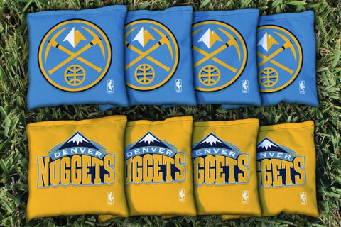 Denver Nuggets Cornhole All Weather Bags Victory Tailgate 28630