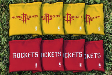 Houston Rockets Cornhole All Weather Bags Victory Tailgate 28672