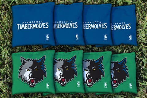 Minnesota Timberwolves Cornhole All Weather Bags Victory Tailgate 28791