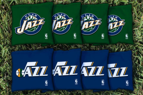 Utah Jazz Cornhole All Weather Bags Victory Tailgate 28967