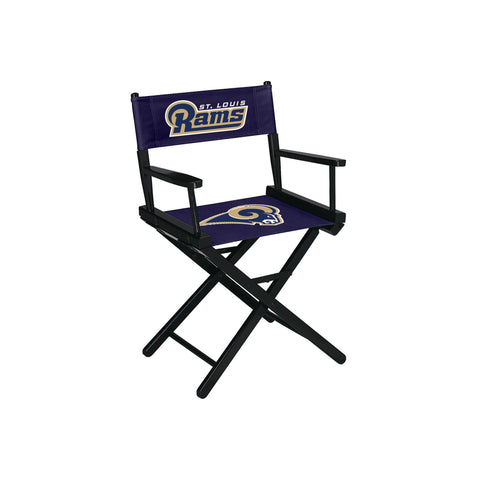 Imperial St. Louis Rams Table Height Directors Chair IMP  101-1027