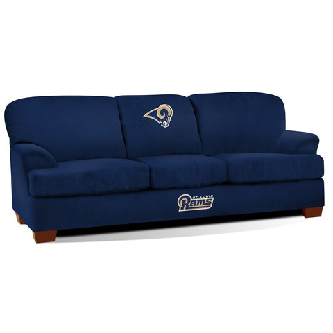 The Imperial St Louis Rams  First Team Couchs and Sofas perfect Man Caves, Fans Cave roooms and Games