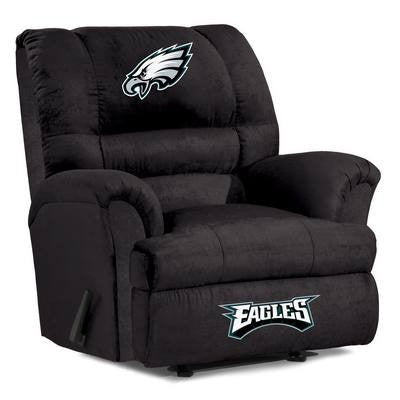 Philadelphia Eagles  Big Daddy Reclining Chair for Mans Caves and fan recliners