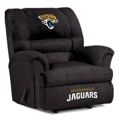 Jacksonville Jaguars  Big Daddy Reclining Chair for Mans Caves and fan recliners