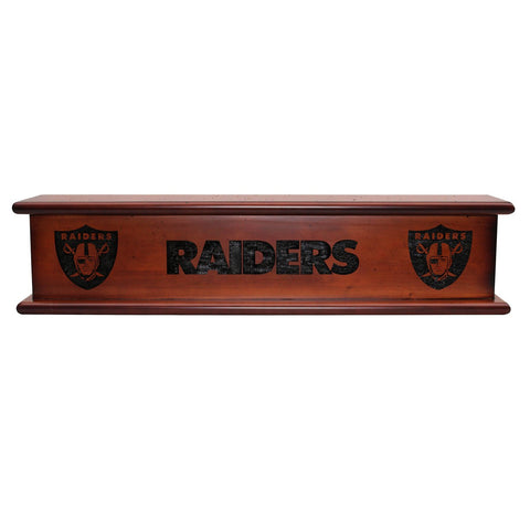 "Oakland Raiders 20"" Memorabilia Shelf Imperial IMP  162-1010"