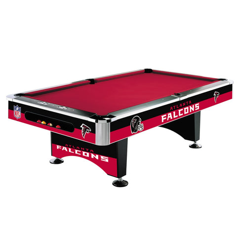 Atlanta Falcons 8' NFL Pool Table - Imperial Usa Imp 64-1030