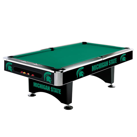 Michigan State  Spartans 8' Pool Table - Imperial Usa Imp  64-4016