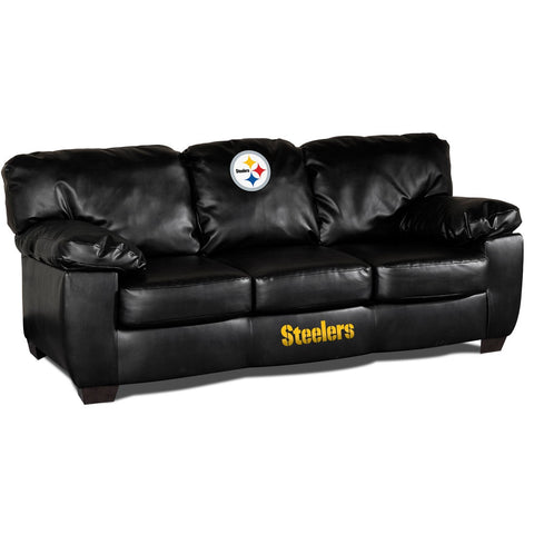 Pittsburgh Steelers  Man Cave Fan Couches, Sofas for fan cavers
