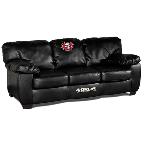 San Francisco 49Ers  Man Cave Fan Couches, Sofas for fan cavers