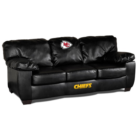 Kansas City Chiefs  Man Cave Fan Couches, Sofas for fan cavers