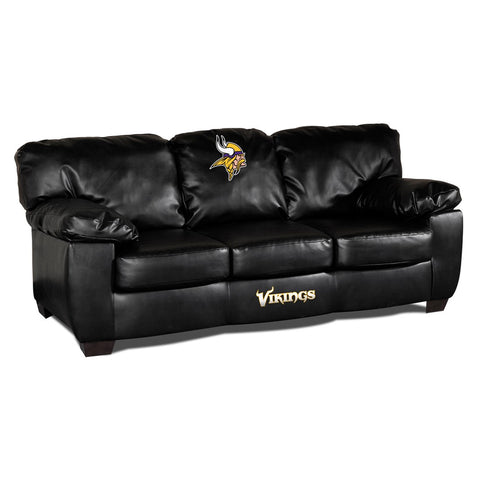 Minnesota Vikings  Man Cave Fan Couches, Sofas for fan cavers