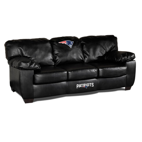 New England Patriots  Man Cave Fan Couches, Sofas for fan cavers