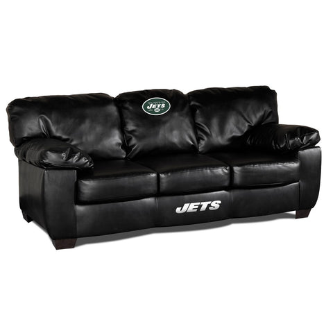 New York Jets  Man Cave Fan Couches, Sofas for fan cavers