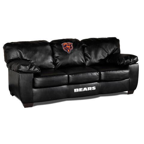 Chicago Bears  Man Cave Fan Couches, Sofas for fan cavers