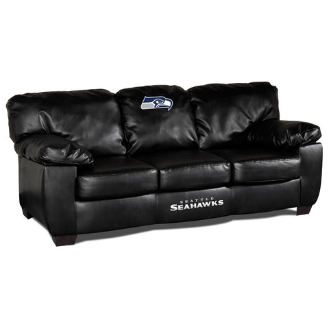 Seattle Seahawks  Man Cave Fan Couches, Sofas for fan cavers