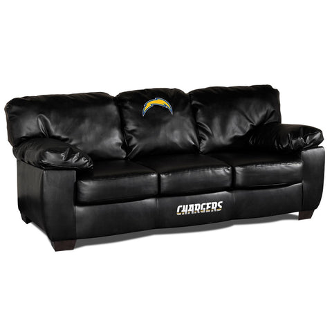 San Diego Chargers  Man Cave Fan Couches, Sofas for fan cavers