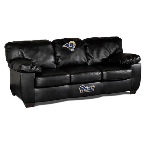 St Louis Rams  Man Cave Fan Couches, Sofas for fan cavers