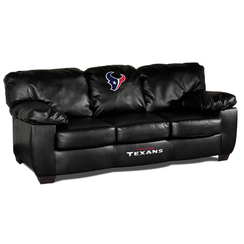 Houston Texans  Man Cave Fan Couches, Sofas for fan cavers