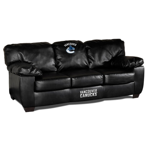 Vancouver Canucks Man Cave Fan Couches, Sofas for fan cavers