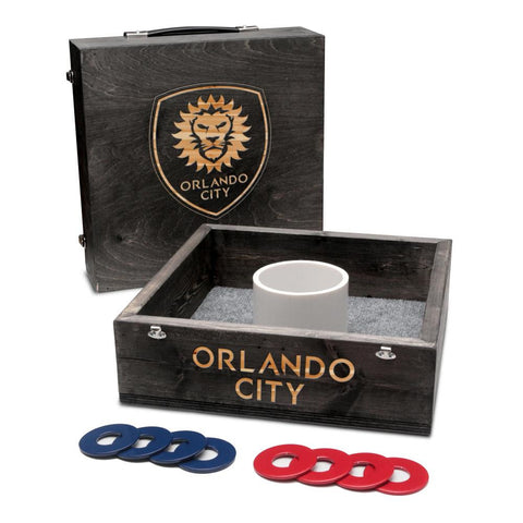 Orlando City Lions Washers Game