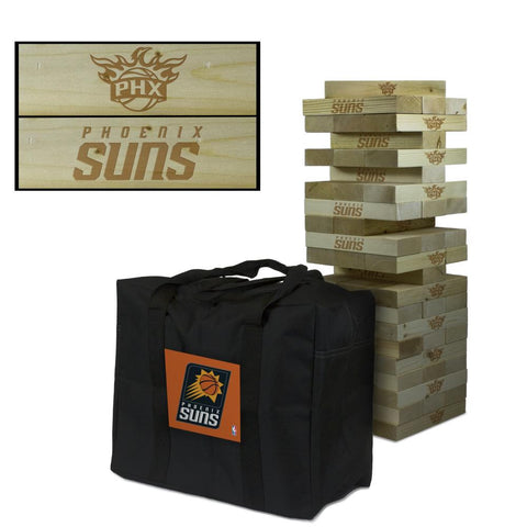 The Phoenix Suns Giant Jenga Tumble Tower Game