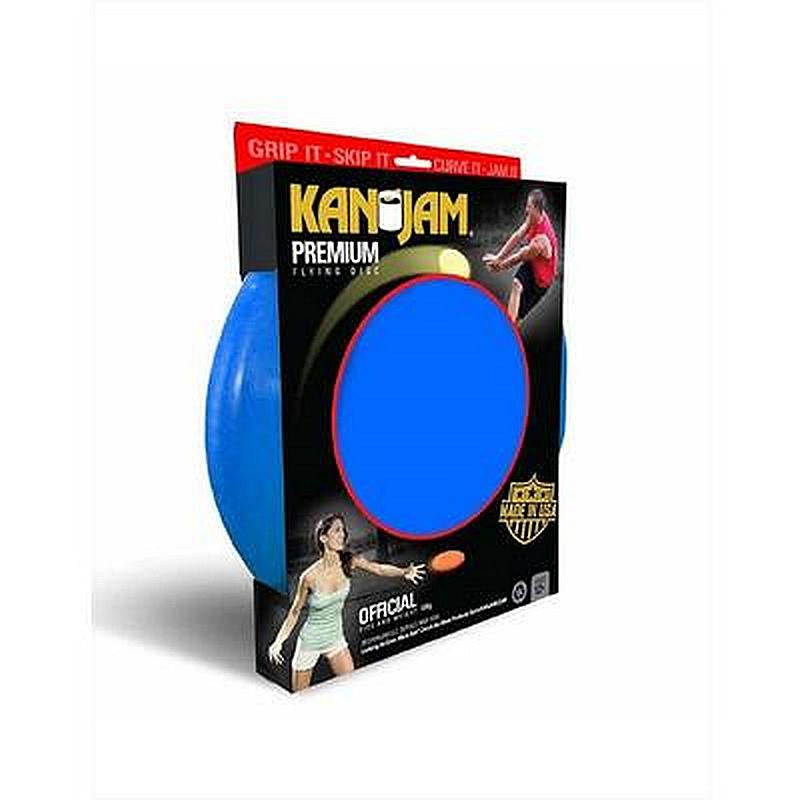 KanJam replacement flying disc, play Kanjam outdoors or as a tailgating game
