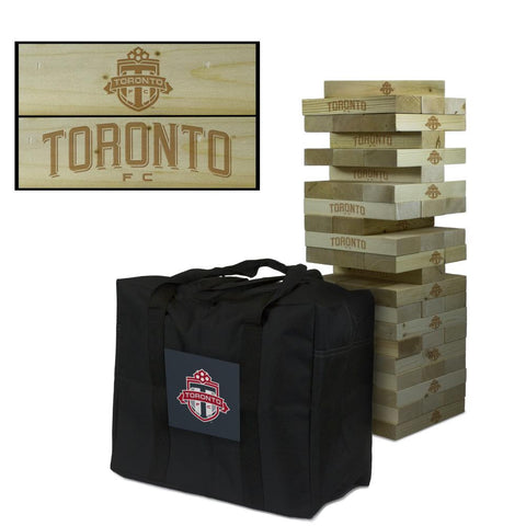 Toronto FC Giant Jenga Tumble Tower Game