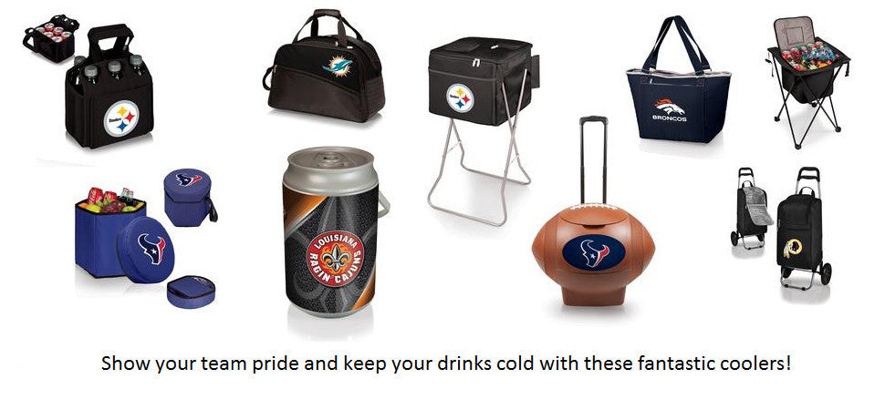 Tailgate Party Portable Coolers