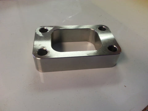 "1"" Turbo Spacer Plates- Open configuration"