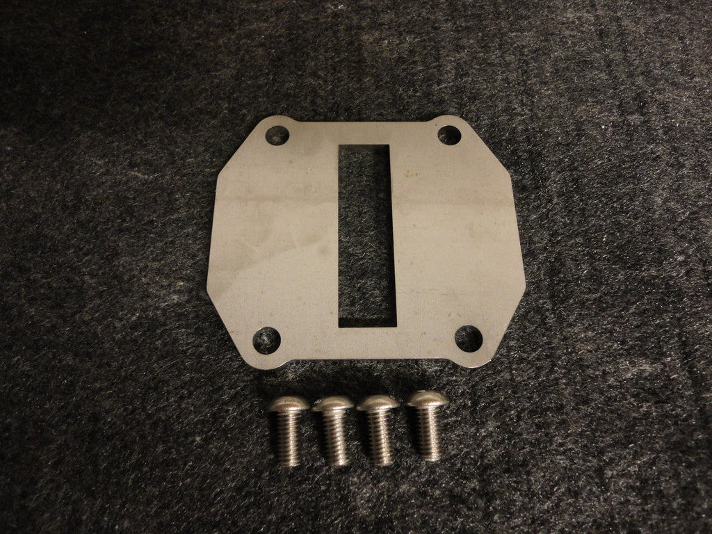 Dodge 6.7L Cummins Diesel EGR Block Off Plate