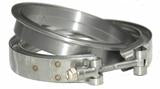 Borg Warner S400 Compressor outlet housing Flange, Clamp, and O-ring