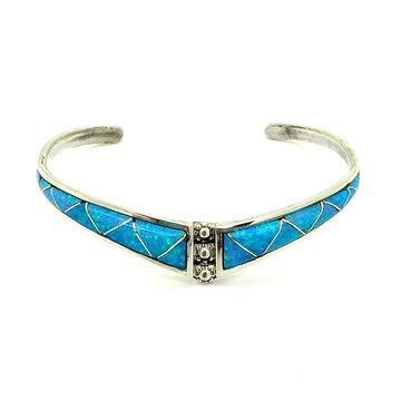 Light Blue Opal Hills Bracelet