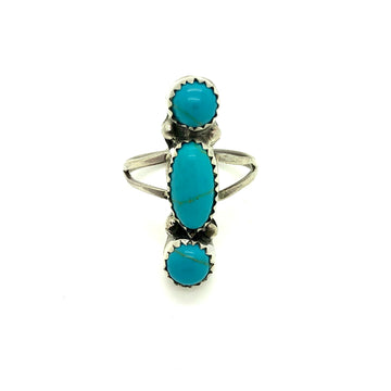 Turquoise Breeze Ring