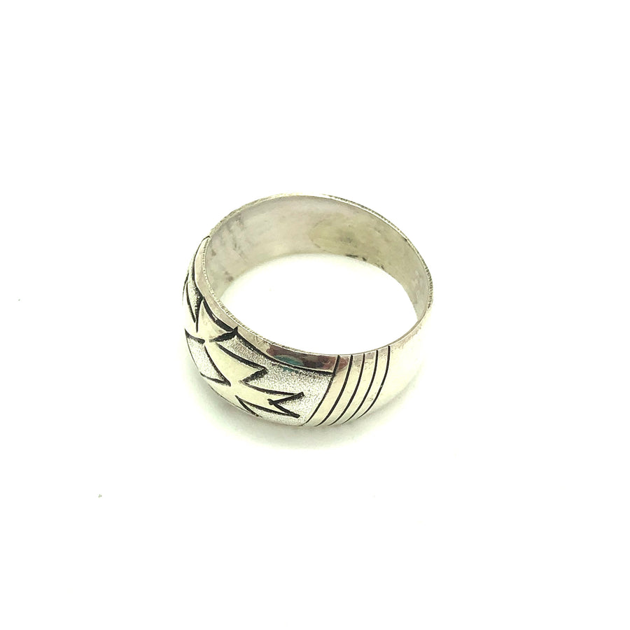 Native Sterling Ring