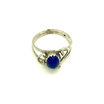 Lapis Wind Ring