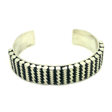 Sterling Thunder Men's Bracelet
