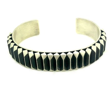 Sterling Night Men's Bracelet