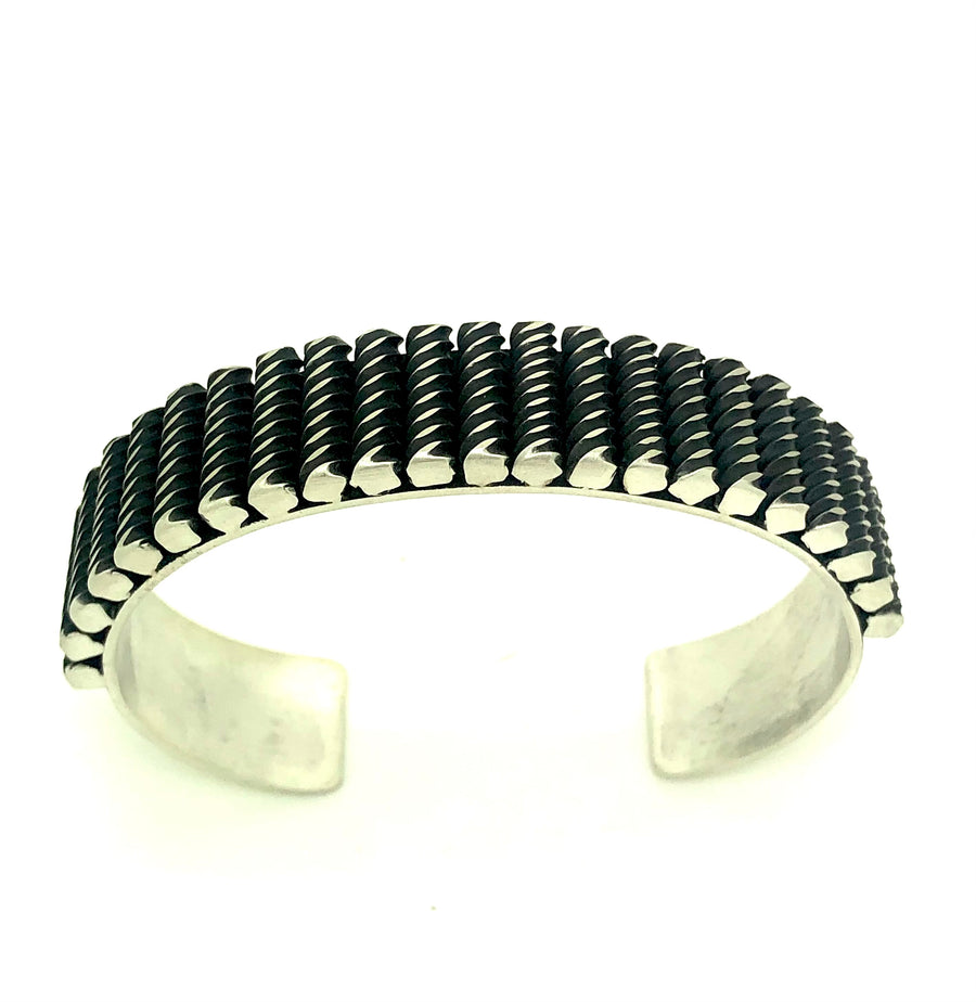 Sterling Rope Men's Bracelet