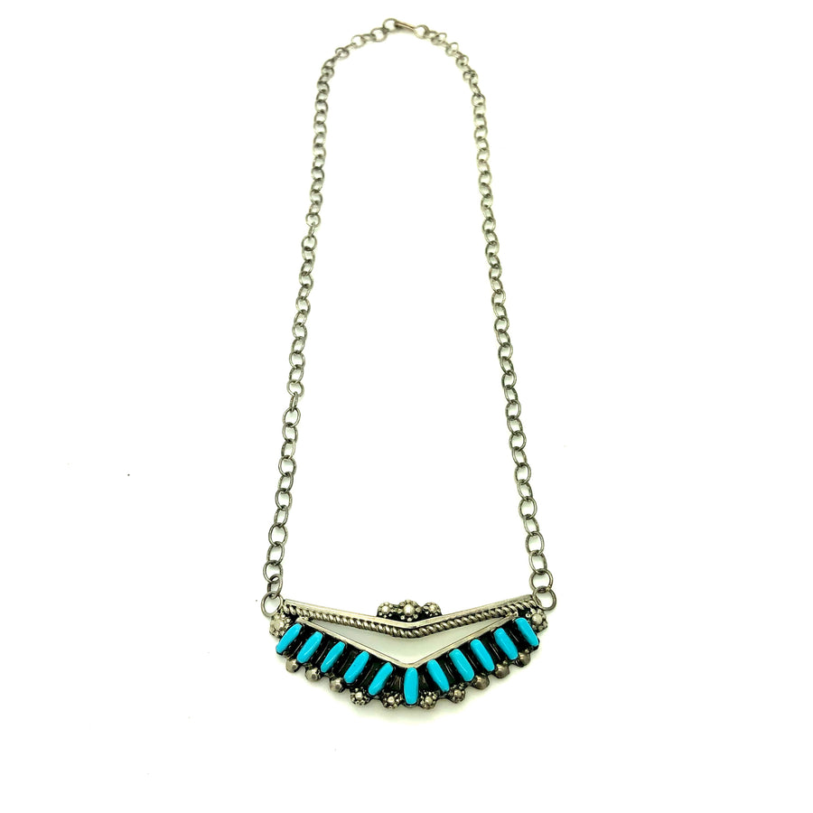 Turquoise Breeze Necklace