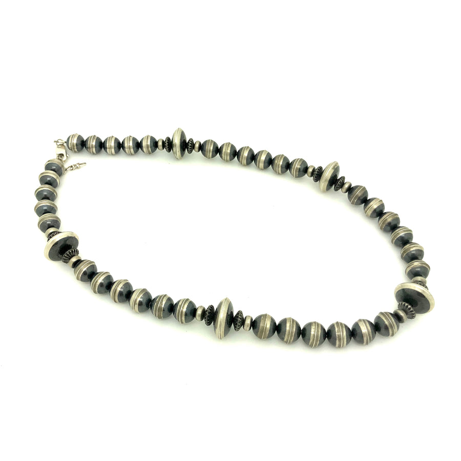 Navajo Pearl Strand Necklace