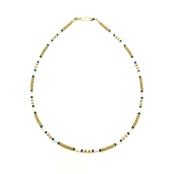 Dainty Golden Sky Necklace