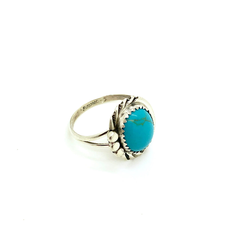 Turquoise River Ring