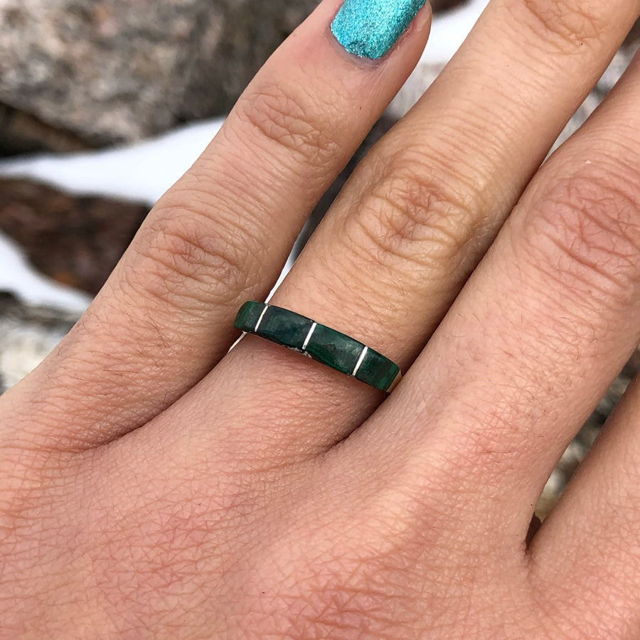 Malachite Pine Band