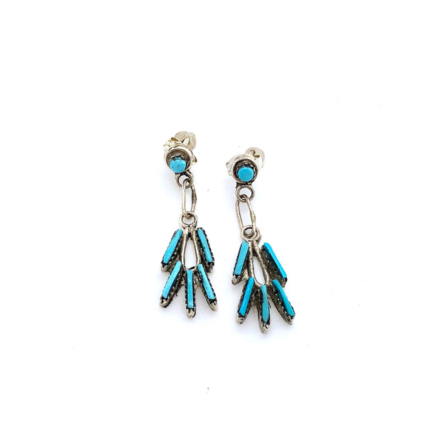 Dainty Turquoise Earring