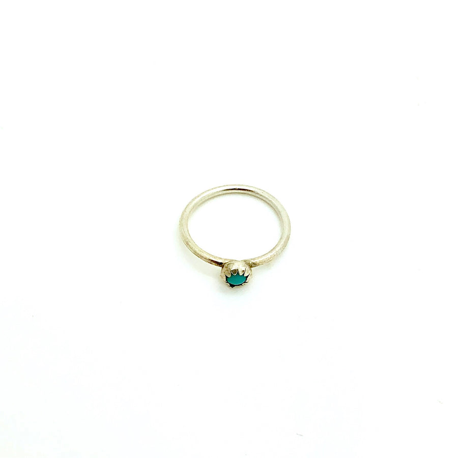 Baby Turquoise Ring
