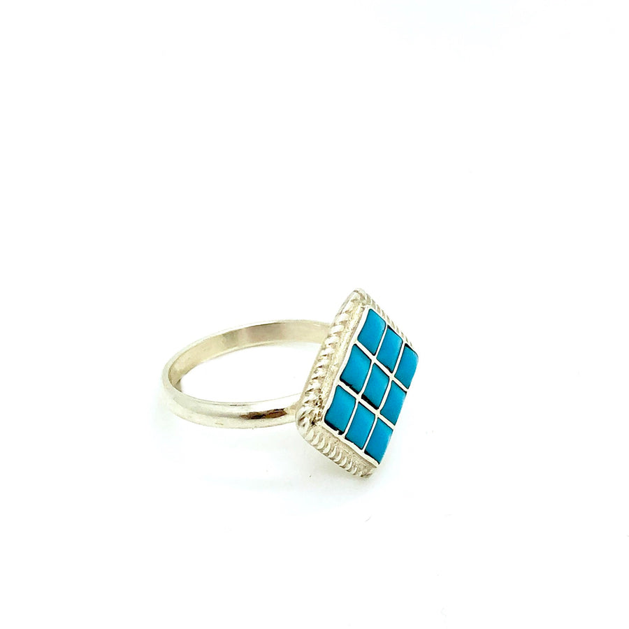 Sunny Turquoise Ring