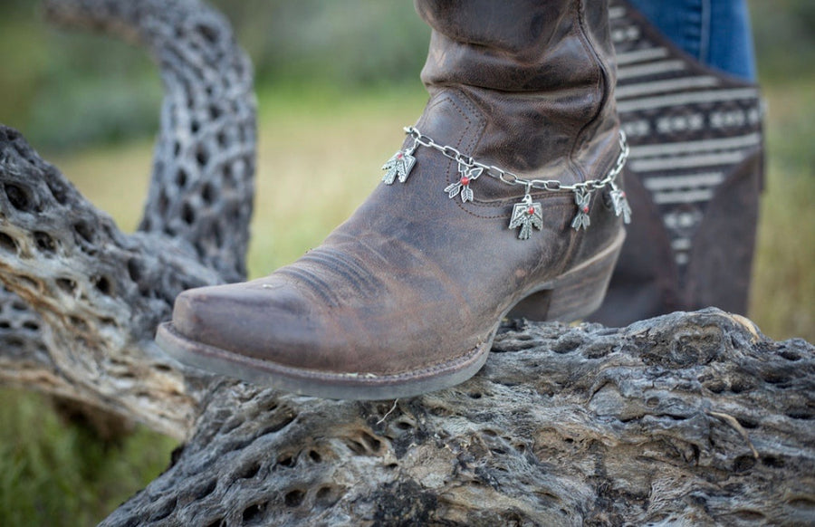 Thunderbird Boot Charm