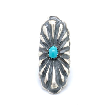 Large Concho Ring