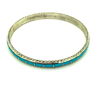 Sunny Turquoise Bangle